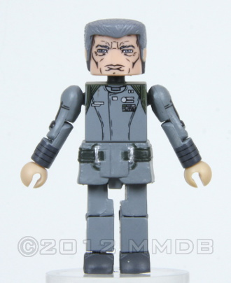 Halo Minimates Series 4 Jacob Keys