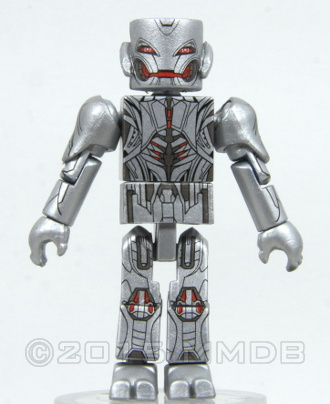 Minimate Database: Final Form Ultron