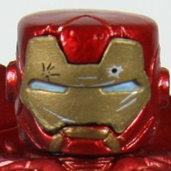 Battle Damaged Mark III Iron Man