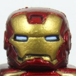 Battle Damaged Mark VI Iron Man