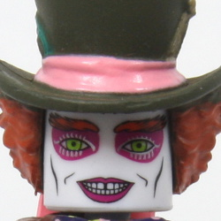 Alice through the Looking Glass Minimates Series 1 Mad Hatter /& Red Queen