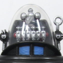 Robby the Robot with Blaster