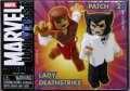 Lady Deathstrike & Patch