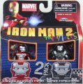 Mark V Iron Man & War Machine