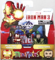 Iron Man Mark 42 & Mandarin