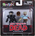 Riot Gear Rick & Guard Zombie