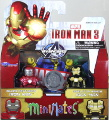 Silver Centurion Iron Man & Skeleton Armor Iron Man