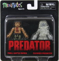 Final Battle Dutch & Cloaked Predator