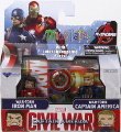 War-Torn Iron Man & War-Torn Captain America