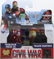 Iron Man Mark 46 & Black Panther