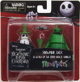 Snowman Jack & Glow-In-The-Dark Oogie Boogie