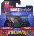 Spider-Armor Spider-Man & Superior Foe Beetle
